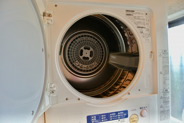 洗濯乾燥機